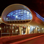 Gare Belval Universite Luxembourg